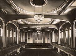 Rehabilitación de la Sala de Conciertos de Breslavia (1925)