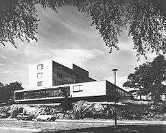 Embajada de Estados Unidos en Estocolmo (1954)