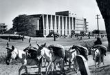Memorial Tagore, Ahmedabad (1962-1966)