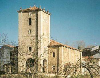 Iglesia de Santa María de Noreña.