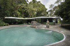 Casa en Canoas, Brasil (1953)