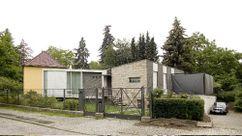 Casa Krüger, Berlín (1953-1955), junto con Hermann Fehling