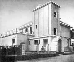 Villa Eigene, Praga (1908-1909)