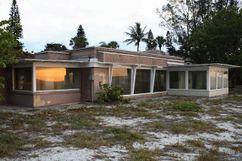 Casa Twitchell, Siesta Key, Florida (1941), con Ralph Twitchell