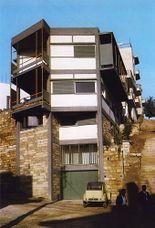 Casa Alexandros Xydis, Pangrati, Atenas (1961)