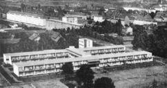 Residencia para ancianos solos de la Fundación Henry y Emma Budge, Fráncfort (1929-1930)