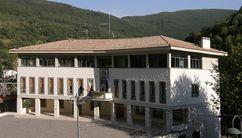 Casa consistorial de Serravalle di Chienti (1960-1961)