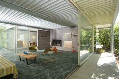 Casa Scott,  10300 Haines Canyon Road, Tujunga, California (1953)