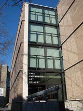 Galería de Arte de la Universidad de Yale, New Haven (1951-1953)