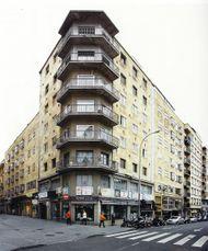 Edificio de viviendas en calle Prior, Salamanca, (1962-1963)