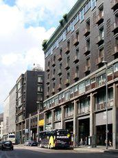 Viviendas en Corso Europa 11, Milán (1963-1966)
