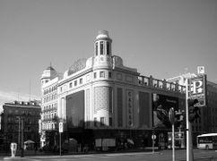 Cine Callao, Madrid (1925-1927)