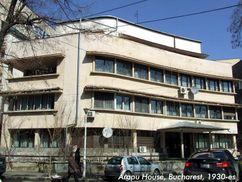 Edificio Arapu, Bucarest (1938-1939)
