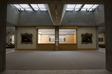 Louis Kahn.Centro de Arte Británico de Yale.9.jpg