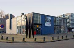 Pabellón de exposiciones Zonnehof, Amersfoort, Países Bajos  (1959)
