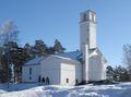 Iglesia de Muurame de Alvar Aalto