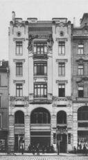 Casa Peterka, Praga (1899-1900)