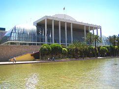 Palau de la Música de Valencia. (1987)