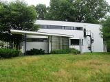 Casa Gropius, Lincoln, Massachusetts (1937) con Walter Gropius
