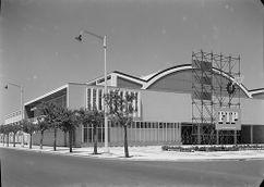 feria de las Industrias, Lisboa (1957)