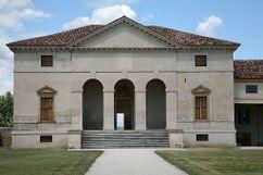 Villa Saraceno, Finale (1543-1548)