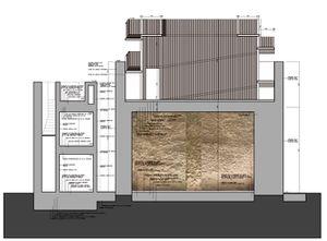 Antonio Jiménez Torrecillas.Torre del homenaje.planos2.jpg