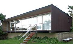 Casa Kokfelt, Tisvilde (1955-1956)