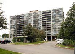Rascacielos nº 3,  Isla de Nuns Montreal (1968-1969)
