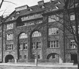 Edificio de viviendas en Breslavia (1910-1912)