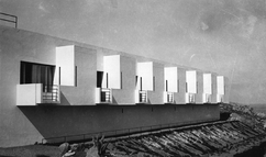 Hotel Nord-Sud, Calvi (1929-1931)