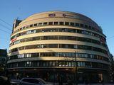 Almacenes Dobloug, Oslo, Noruega (1932-1933). construida por Rudolf Emil Jacobsen según los planos de Mendelsohn.