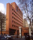 Edificio Bankinter, Madrid (1972-1976) junto con Ramón Bescós
