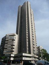Torre de Valencia, Madrid (1970-1973)