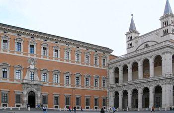 Palacio de Letrán.