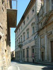 Palacio de Crispo Marsciano, Orvieto (1540- )