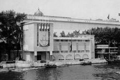 Pabellón de Portugal en la Exposición Internacional de París de 1937