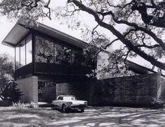 Cassa Harry Nail, Atherton, California (1954)