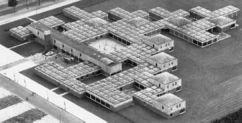 Orfanato municipal de Ámsterdam (Burgerweeshuis) (1955-1960)