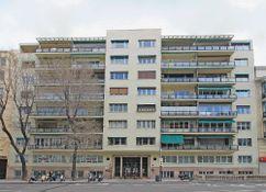 Viviendas en Almagro 21, Madrid (1935-1941)
