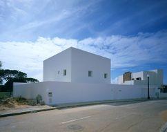 Casa Asencio, Chiclana, Cádiz (2000)