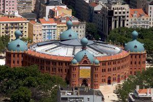 Vista de la Plaza tras su remodelación (2006).