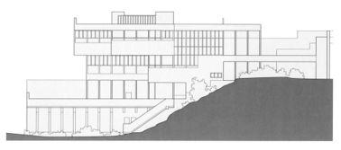 Casa de reposo del dr Lovell-alzado sur.jpg
