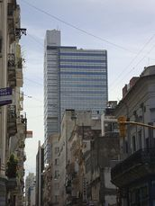Torre Intercontinental Plaza, Buenos Aires (1992-1994)