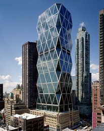Torre Hearts, Nueva York (2000-2006)