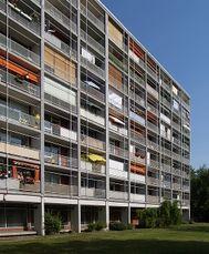 Viviendas en Hansaviertel para la exposición Interbau 1957, Berlín (1954-1961)