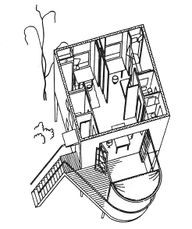 Proyecto de Célula Unicámara de Habitación (1927-1930)