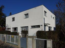 Otto Breuer: Casas 59 y 60. Jagdschloßgasse 72 - 74