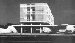 Edificio de viviendas en Kifissia, Halandri, Grecia (1957-1958)