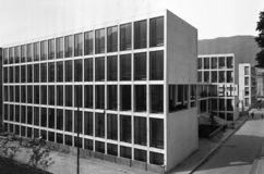 Sede de la Unión de trabajadores de la industria en Como (1938-1943).