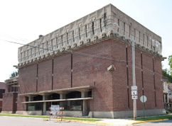 Almacén A. D. German, Richland Center, EE. UU. (1915-1921)